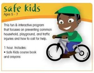 Safe Kids Course