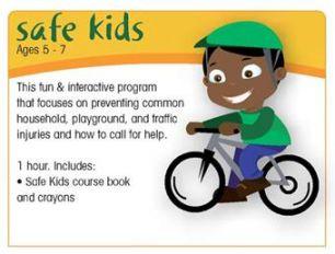 Safe Kids Course